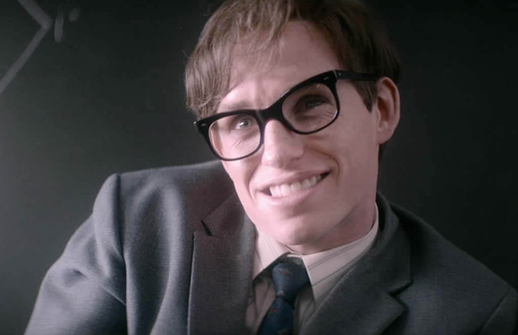 Eddie Redmayne (Her Şeyin Teorisi - The Theory of Everything)