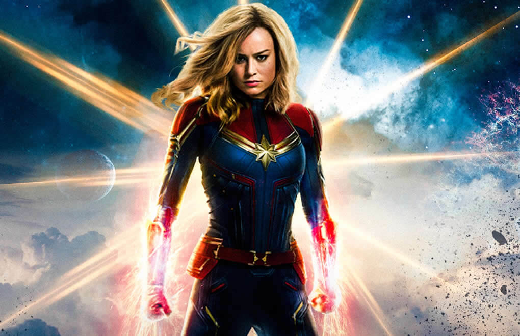 Kaptan Marvel (Captain Marvel) Film Eleştirisi
